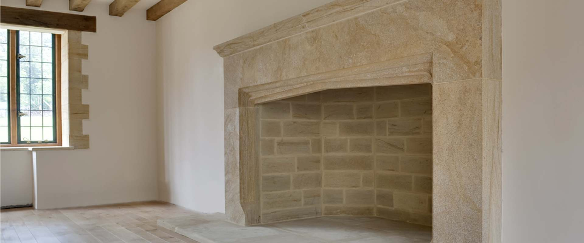 Stone Fireplaces Somerset
